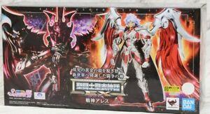 Saint Cloth Myth Ex God Of Guerra Battle Ares Sho Bandai Tamashii