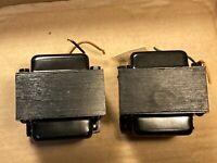 HH Scott 200 B 340 Output Transformer PAIR for Tube Amplifier 6GW8 7591 TRA-8-6