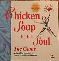 Chicken Soup For The Soul Board Game 1999 Spiritual Religious Friends Bible