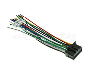 Wire harness for Avh-110bt avh110bt *FAST FREE (USA) SHIPPING* A9