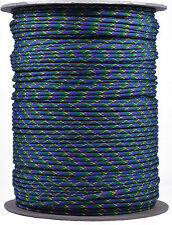 Plum Crazy - 550 Paracord Rope 7 strand Parachute Cord - 1000 Foot Spool