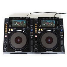 2er Paket: Pioneer CDJ 900 NXS Nexus DJ Player USB CD MP3 Rekordbox MIDI