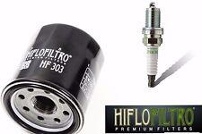2008-2011 POLARIS SPORTSMAN 500 HO Tune Up Kit Oil Filter & Spark Plug BKR6E T12