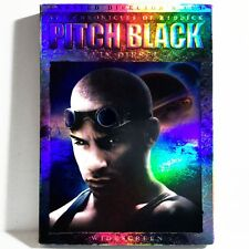 Pitch Black (Dvd, 1999, Unrated, Directors Cut, Widescreen Ed) Vin Diesel