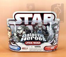 Star Wars Galactic Heroes OBI WAN KENOBI & DURGE 2-pack (2007)
