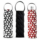 BUILT NY Origami Wine Insulated Cooler Neoprene Tote Bag Carrier Set 3 Reusable