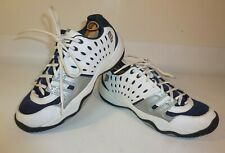 Prince Tennis Shoes Men's Youth White Blue Pickleball - US 6.5 (EU 39)