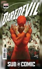 DAREDEVIL #1 (MARVEL 2019 1st Print) COMIC