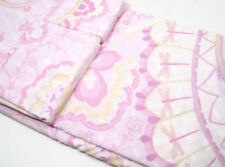 Pottery Barn Kids Multi Colors Cotton Mallory Paisley Full Queen Duvet Cover New