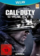 Nintendo Wii U WiiU Spiel ***** Call of Duty: Ghosts * COD 10 ********NEU*NEW*18