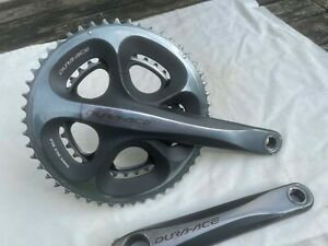 Shimano Dura Ace 7900 Chainset 170mm 50/34 Good Condition.
