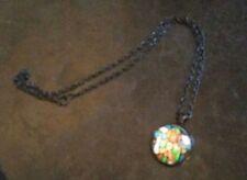 necklace Circular pendant