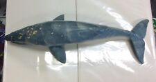 "12"" Gray Whale By Safari Ltd. 1991 Monterey Bay Aquarium"