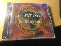 The Book of African Unity Volume One 1 Out of the Flames cd SEALED