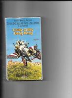 Chitty Chitty Bang Bang (VHS)1989