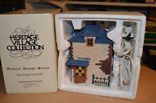 "Department 56 Dickens' Village ""Walpole Tailors"" #5926 In Box"