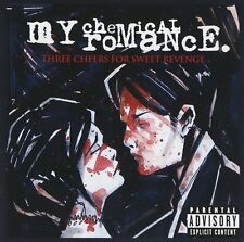 MY CHEMICAL ROMANCE CD - THREE CHEERS FOR SWEET REVENGE [EXPLICIT](2004) - NEW