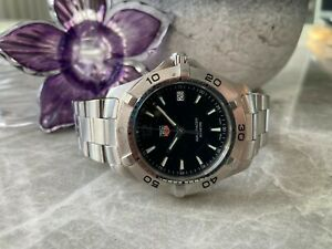 Tag Heuer Aquaracer WAF1110 39mm Watch Only