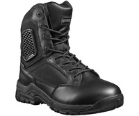 Magnum Police Army Strike Force 8.0 Boots Side Zip Cadet Waterproof Lightweight