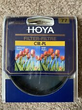 Hoya CIR-PL 77mm Digital Circular Polarizing Filter