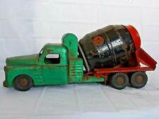 Vintage Structo Ready Mix Concrete Truck 1950's
