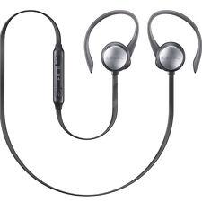 Auriculares en negro con conexión Bluetooth Samsung