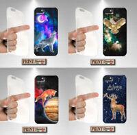 Coque Pour , Samsung, Animaux, Silicone, Doux, Étoiles, Image, Fantasy, Espace