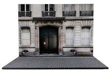 Diorama Immeuble parisien | Parisian building - 1/18ème - #18-2-F-F-038