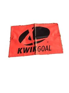 NOS KWIK Goal Sccoer Sign 22x29 In