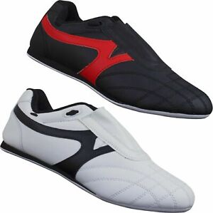 BAY® Budo Max Schuhe Sneaker Trainingsschuhe weiß Taekwondo Taek Kwon Do Judo
