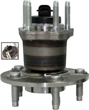 New Rear Wheel Hub and Bearing Assembly for Aura G6 Malibu w/ 5 Bolt ABS