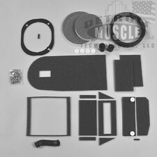 B Body 1969 69 1970 70 GTX Roadrunner Non AC BIG Heater Box Rebuild Kit Seal DMT