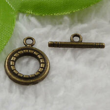 Free Ship 140 sets bronze plated nice clasps 17x5`17x13mm #1100