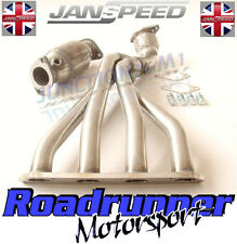 Janspeed Exhaust Manifold & Sports Cat Stainless BMW Mini Cooper S R53 & One R50