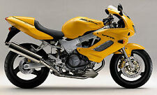 3 STAGE HONDA TOUCH UP PAINT KITVTR1000F VFR800i CB600SF PEARL SHINING YELLOW