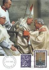 Vatican 1978 Jan Paweł II papież John Paul Pope Papa Papst Giovani Paolo .78/mk1