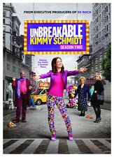 UNBREAKABLE KIMMY SCHMIDT: SEASON 2 - DVD - Region 1 - Sealed