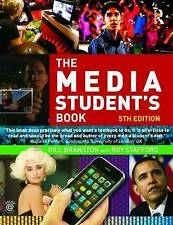 The Media Student's Book New Paperback Book Gill Branston 5th Edition