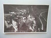 Ansichtskarte Schloß Werenwag Donautal vom Flugzeug aus 1930 Luftbild