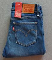 Damen Mädchen Jeans LEVIS LEVI´S 712 Slim Golden Hour