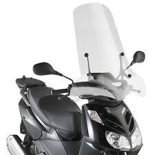 GIVI 136A Parabrezza Trasparente per Aprilia Sportcity Cube 125-200-300 11 12 13