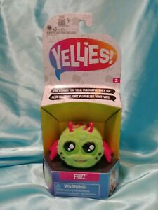 Yellies! Interactive toy that moves when you yell! Frizz New free shipping