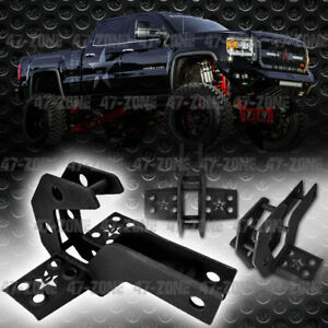 """RBP 2"""" Inch Drop Hitch Receiver Grappler Tow Hook Universal fit"""