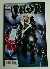 Thor #1 2020 MARVEL Comics Donny Cates Olivier Coipel Main Cover