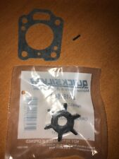 Water Pump Impeller, Gasket & Key for Mercury Mariner 4HP 5HP 6HP Outboard