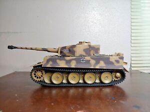 Unimax Bravo Team Tiger Tank 1/18
