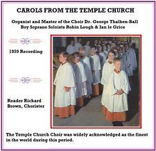 Carols from theTemple Church - Thalben-Ball, Organ & Robin Lough Boy Soprano