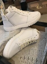 Creative Recreation Men's High Top White White Adonis Fashion Sneakers 9