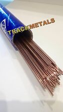 copper-flo No 3 Rods   1.5 mm dia x 500mm long x  1 pack of 5