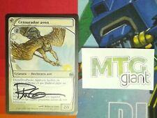 1X Aven Mindcensor - Future Sight - * Signed, Spanish * MTG CARD